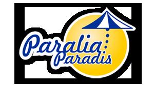 Logo design Paralia Paradis