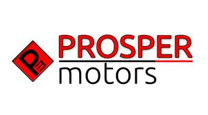Portofoliu logo design Prosper Motors
